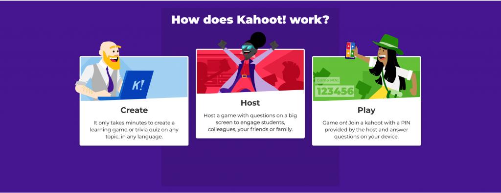 Công cụ thiết kế nội dung tương tác - Kahoot