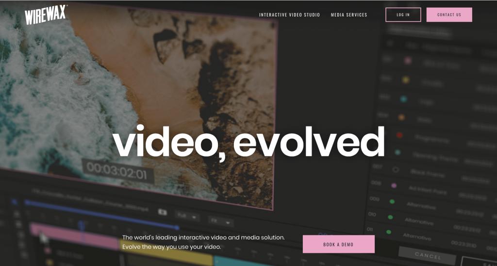 Công cụ thiết kế video tương tác - Wiremax